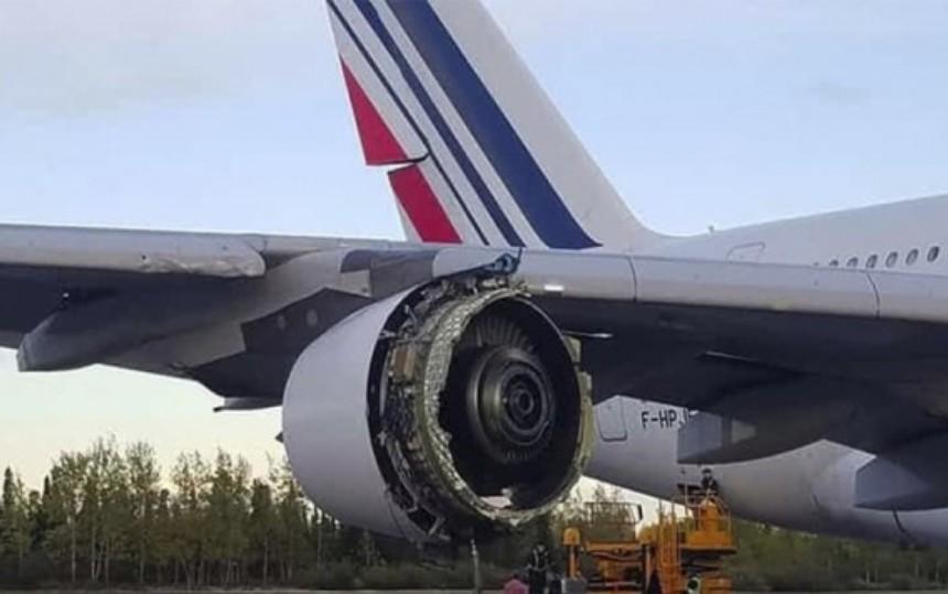 Côte d'Ivoire: un avion d'Air France avec 500 passagers perd un moteur en plein vol