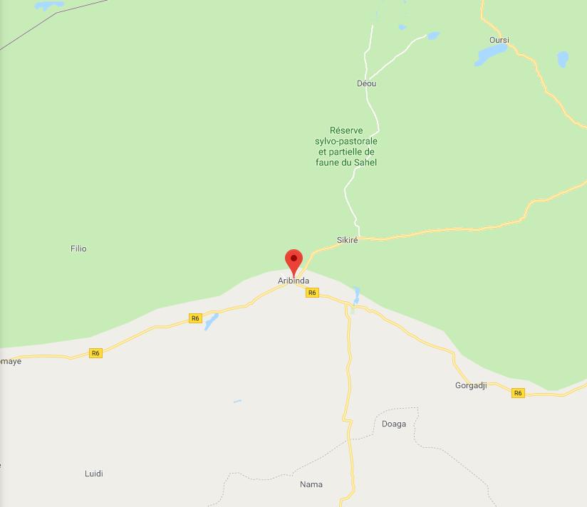 Arbinda: 62 morts et 9 otages aux mains des terroristes