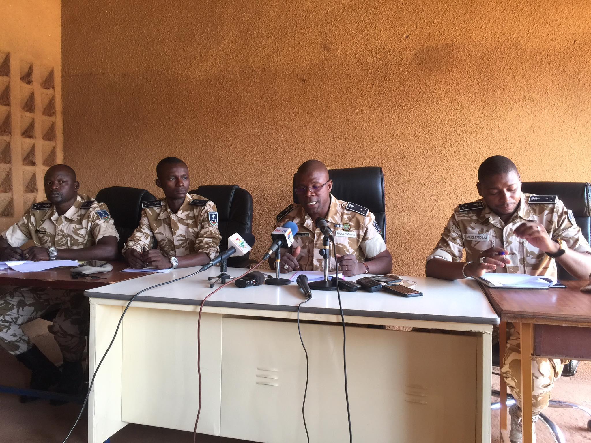 Insécurité : la police judiciaire met hors d'état de nuire une bande de braqueurs de boutiques Orange money