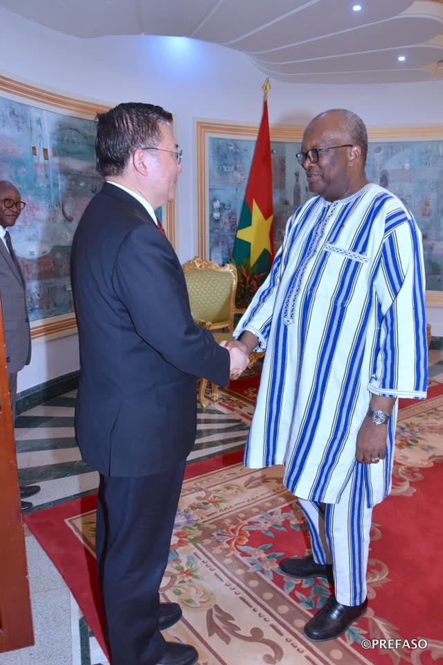 Burkina Faso-Chine : une coopération pragmatique pour un bel avenir.