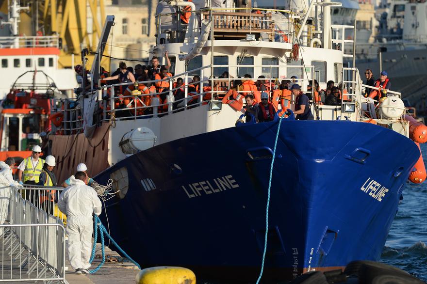 Italie: Malte inculpe trois migrants ouest-africains pour terrorisme