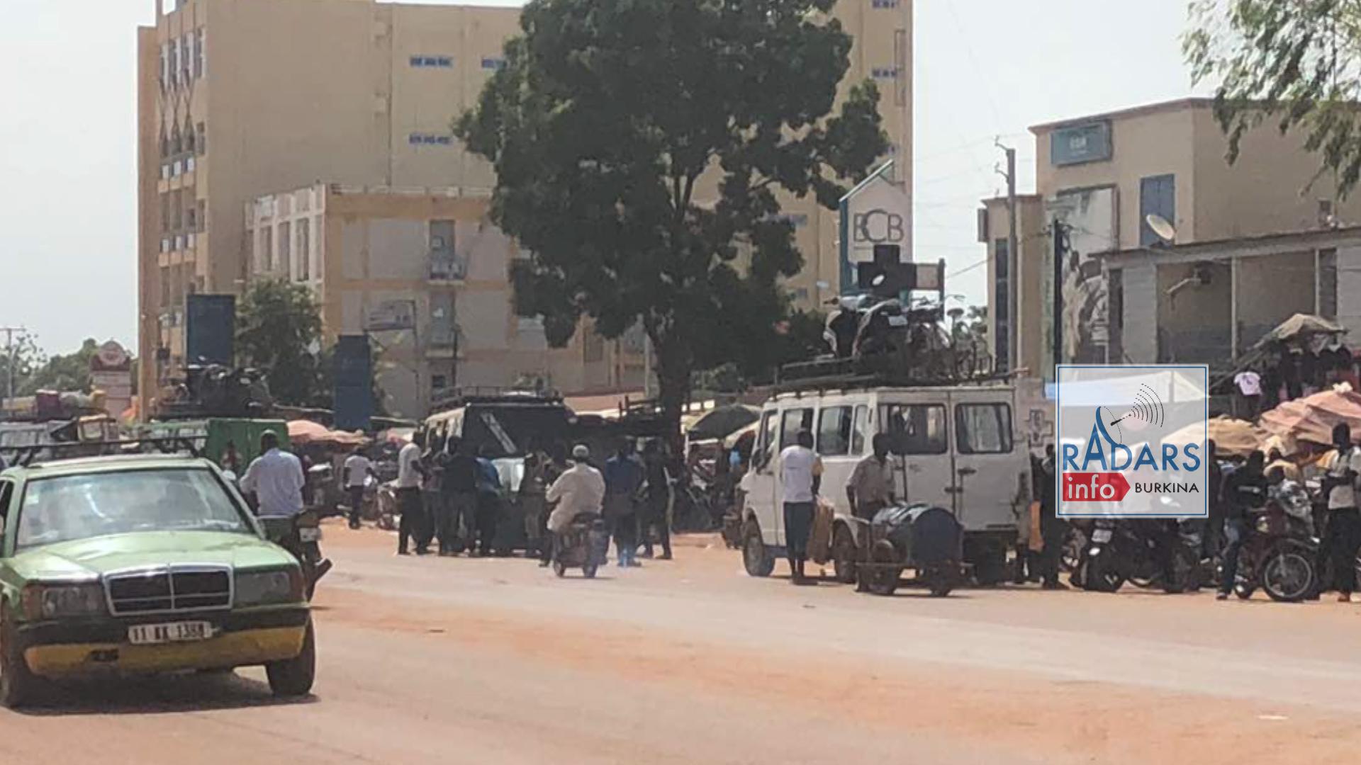 Ouagadougou: Ouaga Inter, jusqu'au 5 Avril pour déguerpir