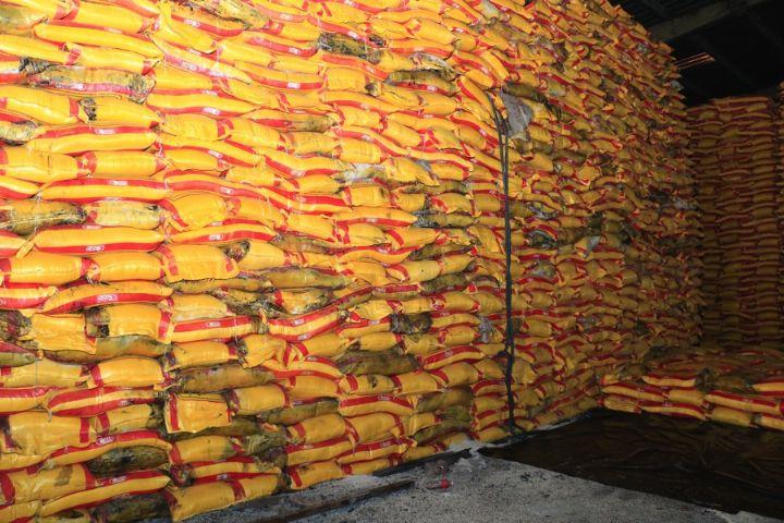 Côte d'Ivoire: Saisie de 18 000 tonnes de riz avarié au Port d'Abidjan, le processus de destruction déclenché