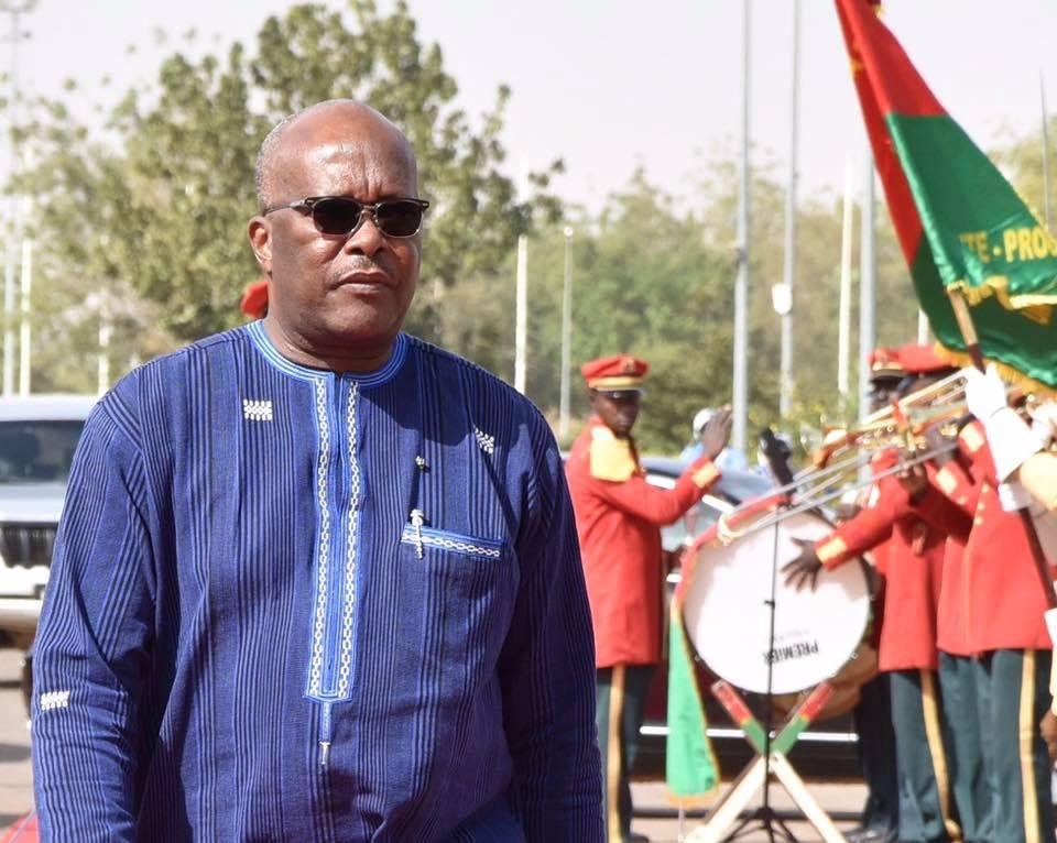 Coopération Burkina Faso-République de Turquie : Roch Marc Christian Kaboré à Ankara.