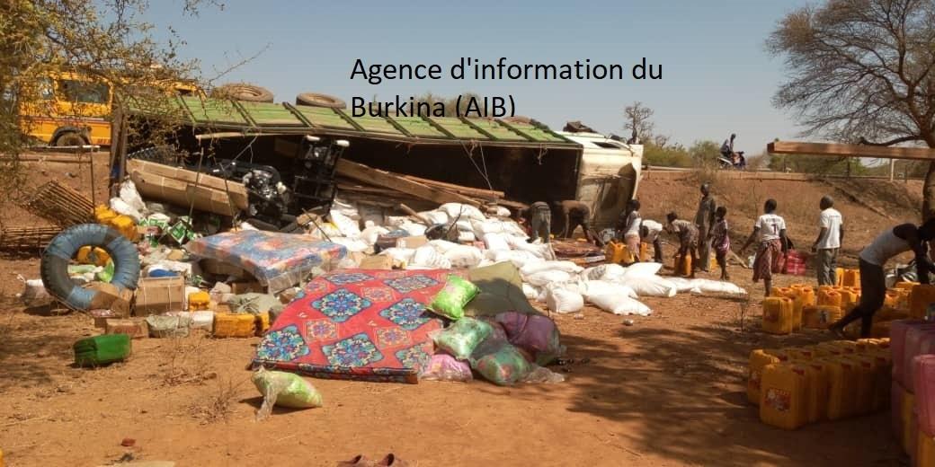 Kongoussi : au moins sept blessés dans un accident