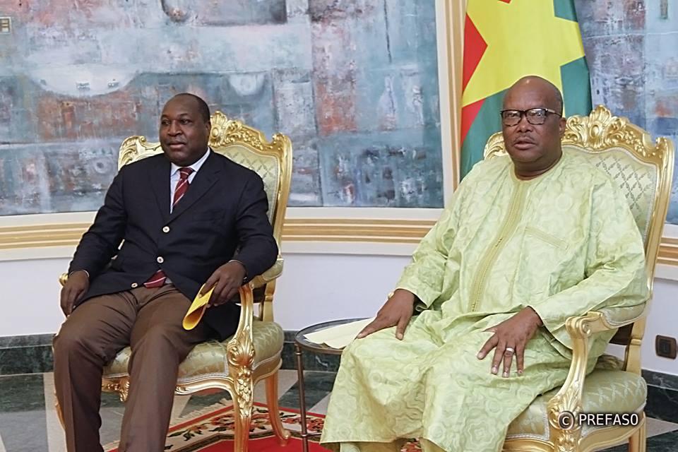 Dialogue politique : le président du Faso échange avec l'opposition et la majorité politiques.