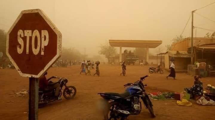 Suspension poussiéreuse : L'ensemble de la population est touché par le risque sur la santé