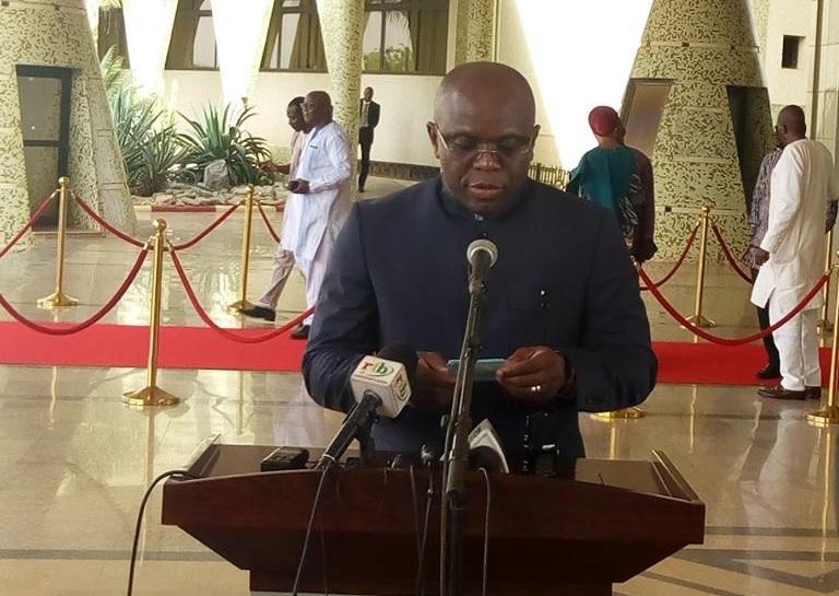 11 décembre 2019 à Tenkodogo. le thème « Cent ans de la création du Burkina Faso : devoir de mémoire et engagement patriotique en vue de la consolidation de l'État-nation ».