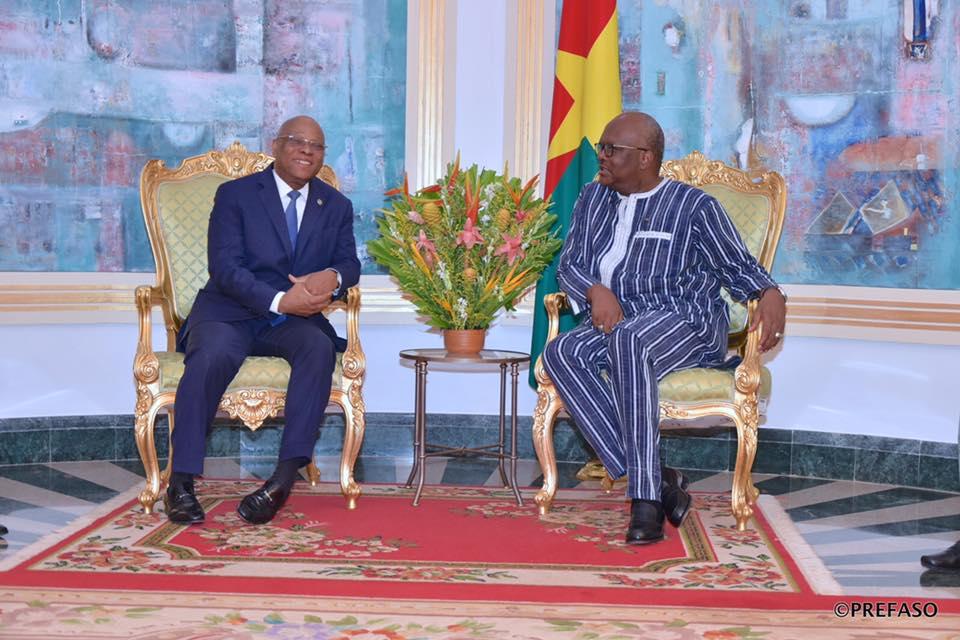 Attaques terroristes au Burkina : la CEDEAO exprime sa solidarité.