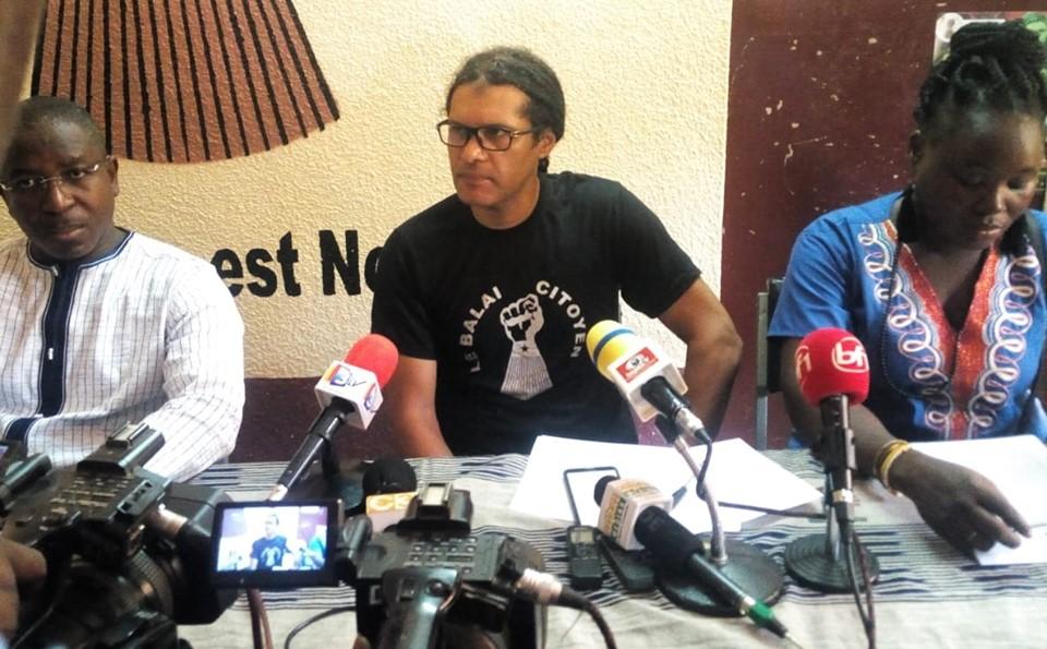 """Politique: """"Le MPP est dans les mêmes abîmes que le régime du CDP""""balais citoyen"""