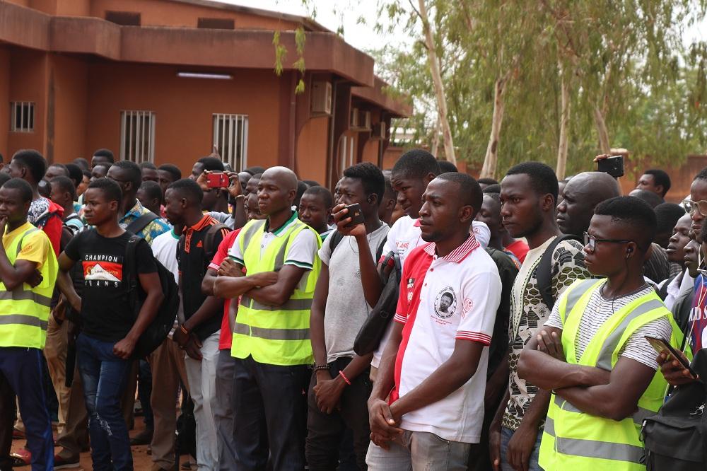 Affaire DABO Boukary : 29 ans âprès les étudiants réclament toujours justice