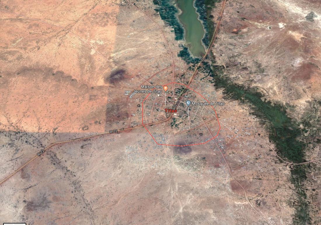 Burkina Faso: 8 personnes tuées et 3 portées disparues ce lundi à Bouna dans le Lorum