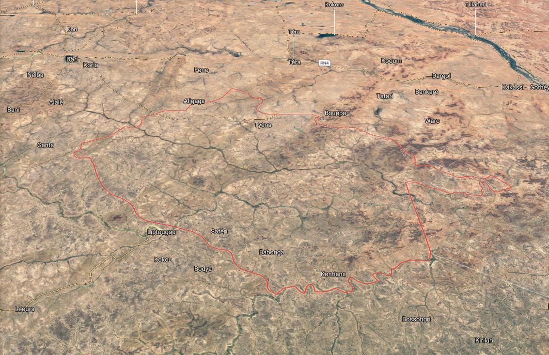 province du Yagha: le couvre feu prolongé jusqu'au 11 Juin, de 22h à 4h
