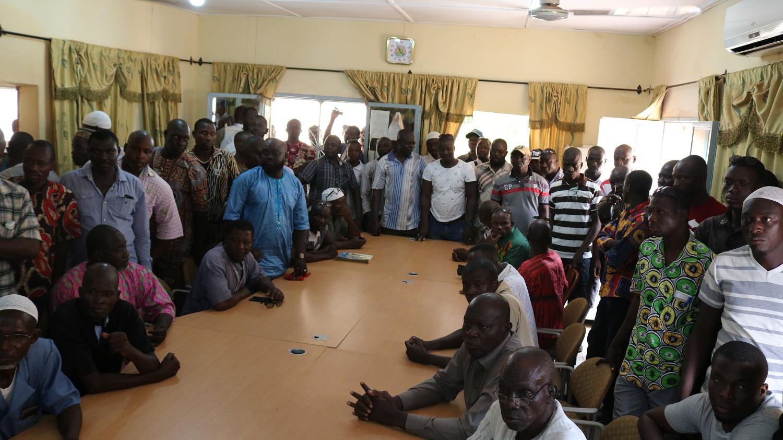 Les chauffeurs routiers du Burkina menacent d'aller en grève illimitée
