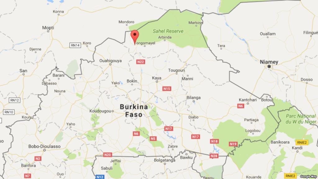 15 personnes tuées dans une Attaque à Barsalogho