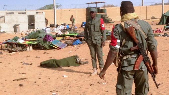 Mali : au moins 95 morts dans l'attaque d'un village dogon