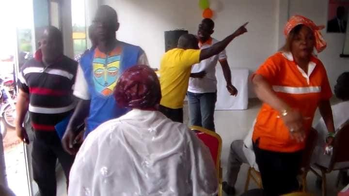 Politique: Affrontement entre militants du CDP au stade du 4 Aout