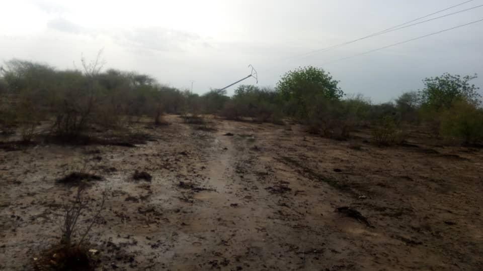 Orage du 05 Juin 2019: les villes de Dori ; Gorom Gorom ; Sebba dans le noir