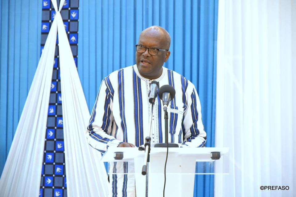 Attaque de Koutougou : « le Burkina Faso ne cédera pas une partie du territoire, dussions-nous, tous, y laisser notre vie ». Rock Kaboré