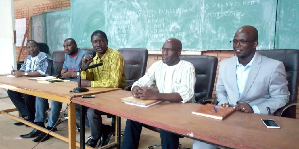 Suspension du Pr Augustin Loada du CAMES : Le ministre Alkassoum Maïga s'explique devant la communauté scientifique.