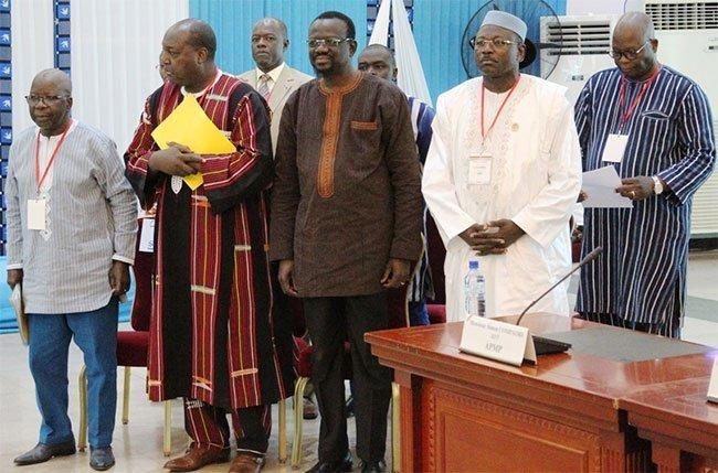 Burkina Faso: Consensus entre pouvoir et opposition sur les élections de 2020