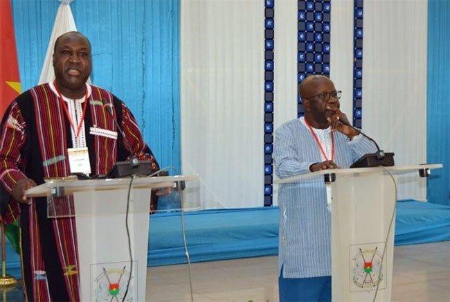 Dialogue politique: Les conclusions sur la réconciliation nationale