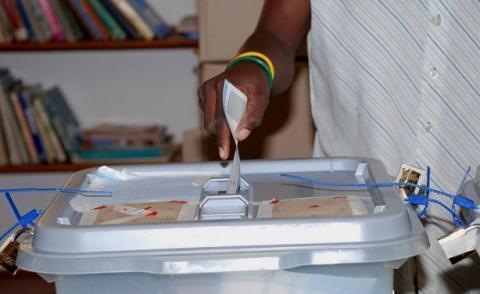 Dialogue politique: Les conclusions sur le Code électoral et les élections de 2020
