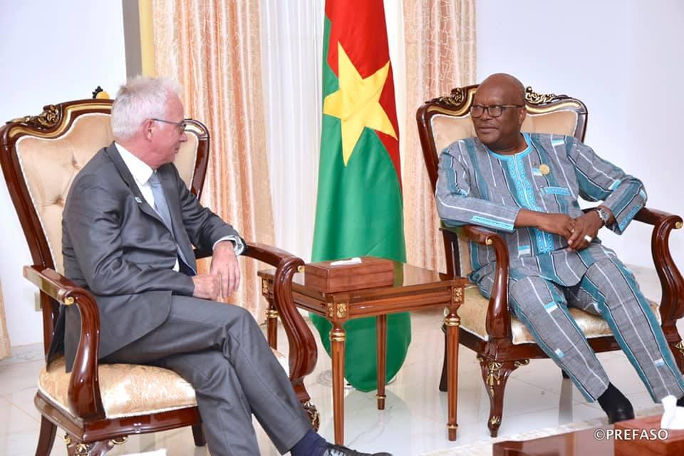 Fonds mondial de lutte contre le sida, la tuberculose et le paludisme : le président du Faso sollicité pour la reconstitution des ressources.