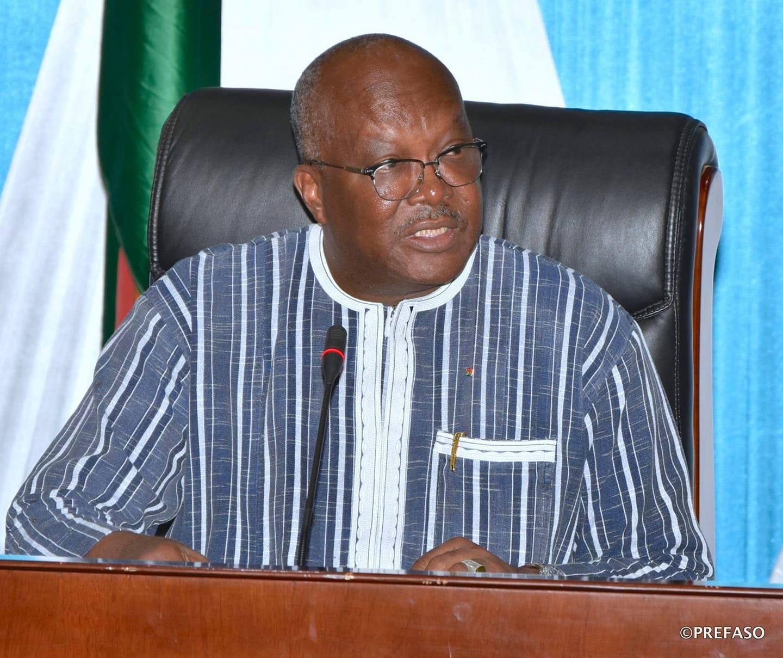 Dialogue Politique: La question du pouvoir, devient secondaire dans le contexte actuel de notre pays ( Rock C.Kaboré)