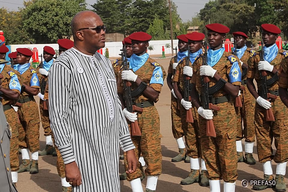 Libération d'otages au Mali: « La contrepartie a été payée cher »Roch Marc Christian Kaboré