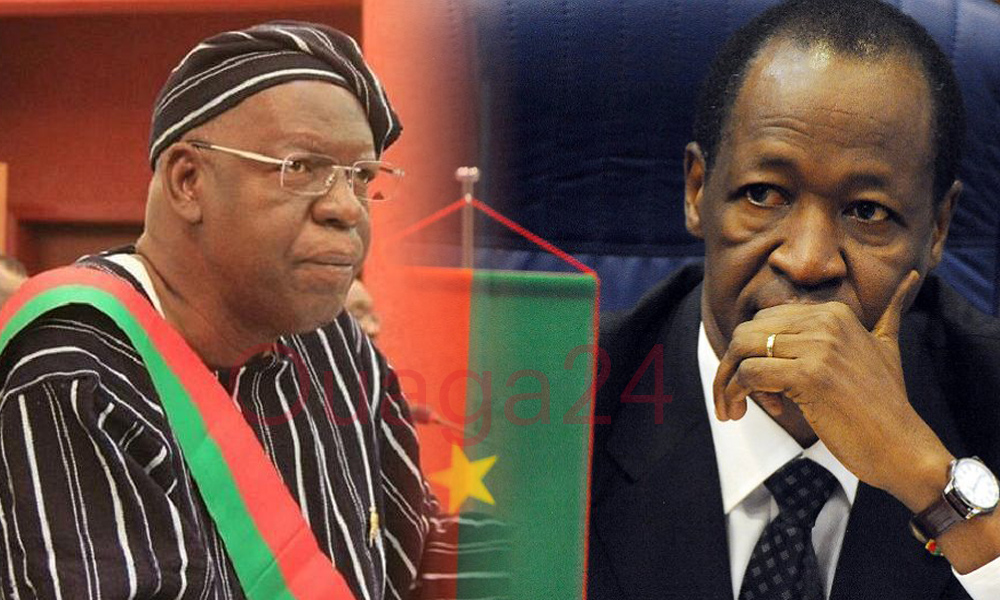 Burkina: Salifou Diallo aurait demandé à Diendéré de renverser Blaise Compaoré( Avocat)