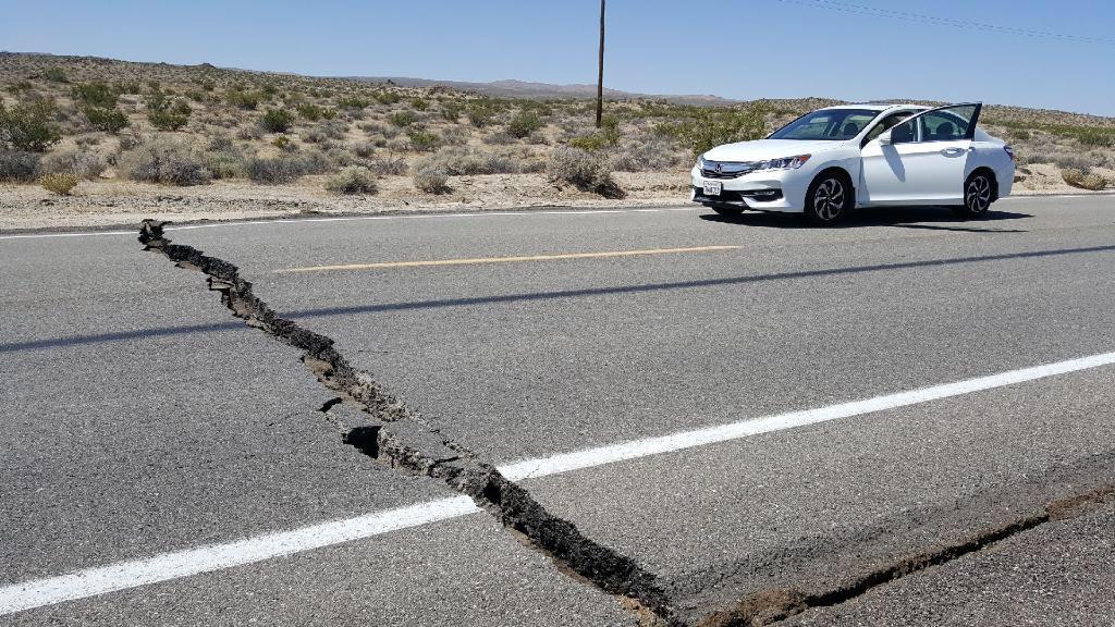 États-Unis : un séisme de magnitude 7,1 a secoué le sud de la Californie
