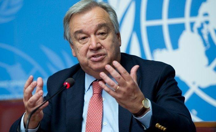 ONU: António Guterres condamne l'attaque ayant visé des fidèles dans une église du village de Pansi