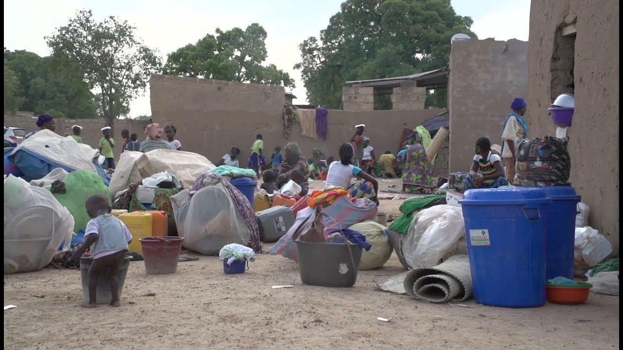 Burkina: plus de 838.000 déplacés internes