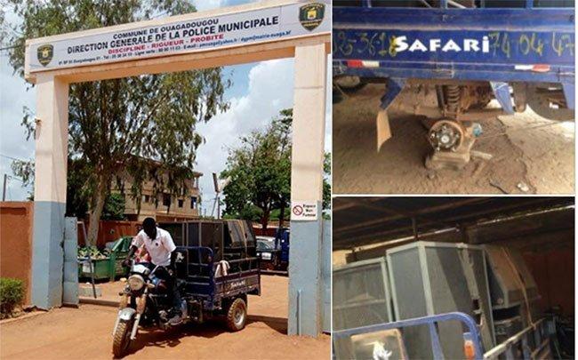 Matériel de sonorisation saisi en fin décembre 2018 par la police municipale de Ouagadougou : Un mensonge communal