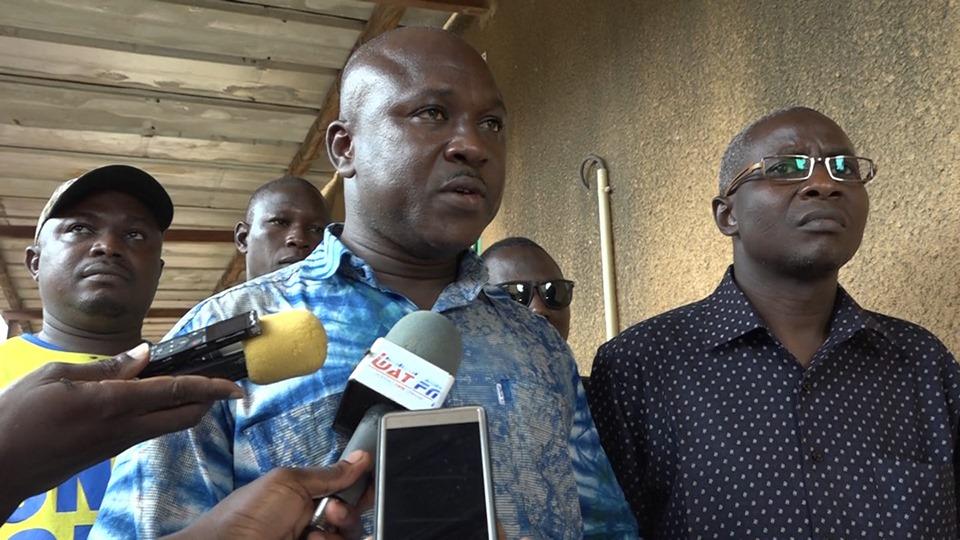 Sécurité: une coalition d'OSC appelle à la démission du gouvernement DABIRÉ