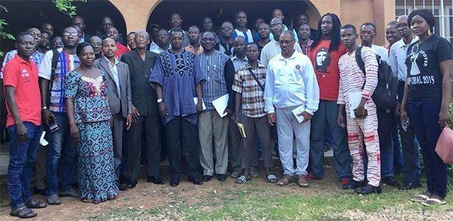 Burkina: un meeting de protestation prévu le 31 Aout 2019