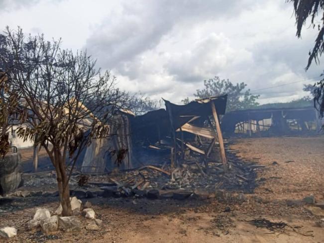 Burkina Faso: La mine de Youga incendiée par les populations