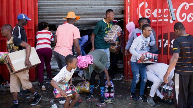Xénophobie en Afrique du Sud: La colère du Nigéria