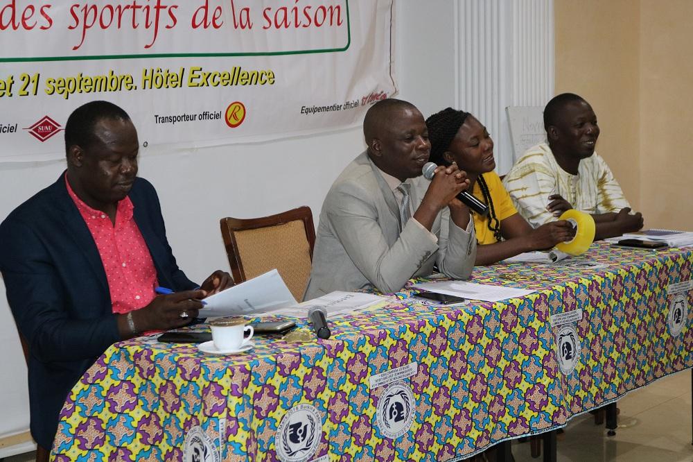 Sport: les meilleurs sportifs du Burkina sont connus