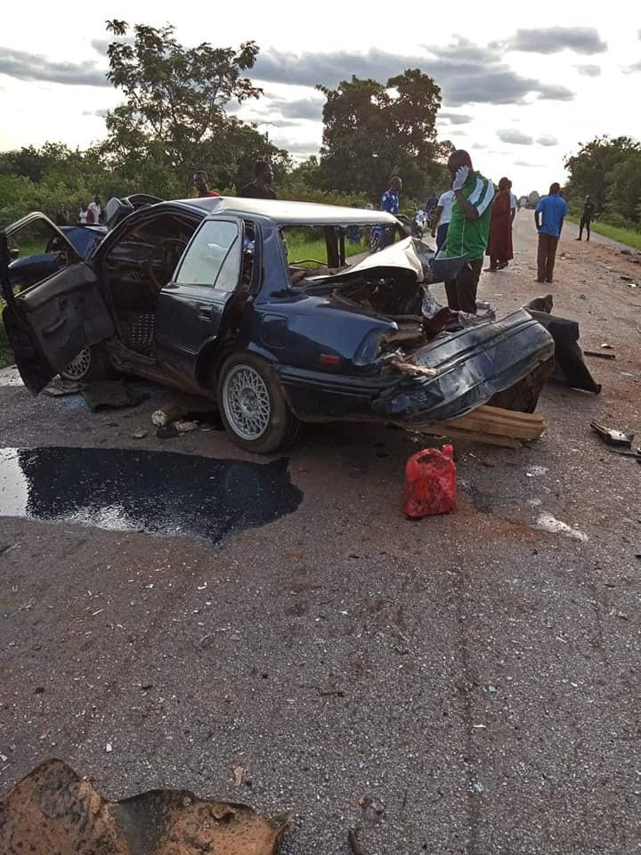 Zorgho: plusieurs blessés dans un accident