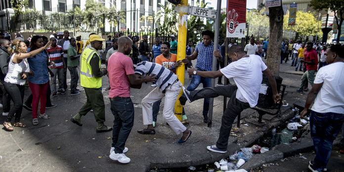 Afrique du Sud: plusieurs personnes tuées dans des attaques xénophobes