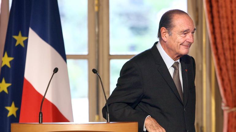 L'ancien président de la République Française Jacques Chirac est mort