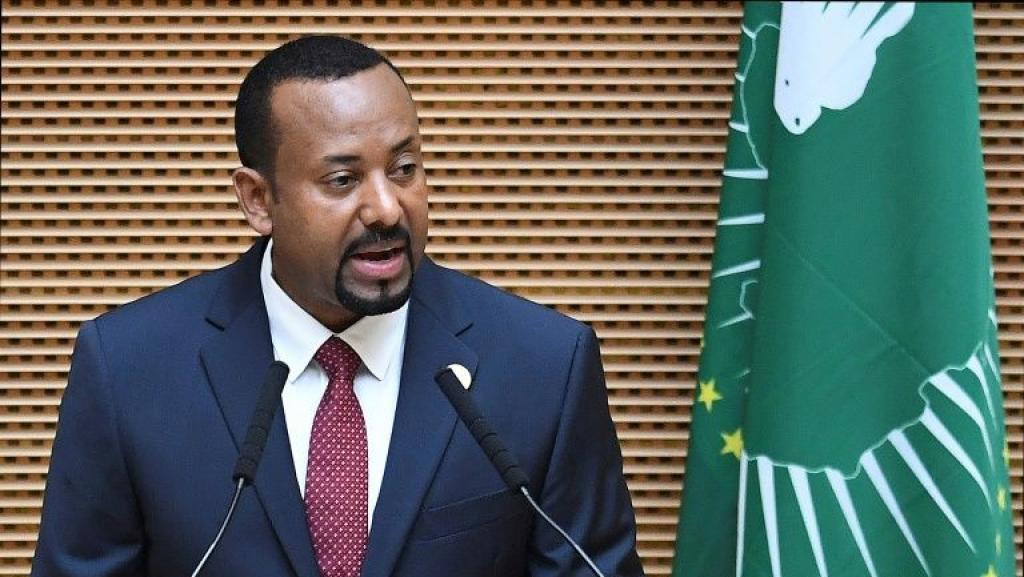 Le prix Nobel de la paix est attribué à Premier ministre éthiopien Abiy Ahmed