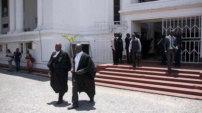 Ghana : 93 % d'échec au test d'entrée dans les facultés de droit