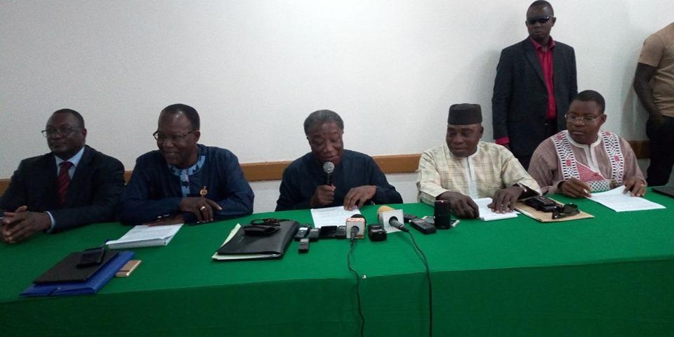 Politique/ CDP : Les sanctionnés sont prêts à rejoindre les rangs mais restent toujours derrière Kadré