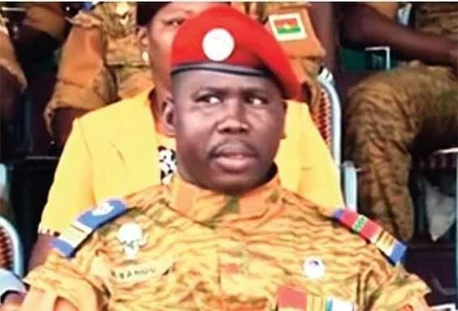 Sécurité : le chef de corps du 23e Régiment d'Infanterie Commando de Dédougou (RIC) muté à la division des opérations de l'état-major de l'armée de terre