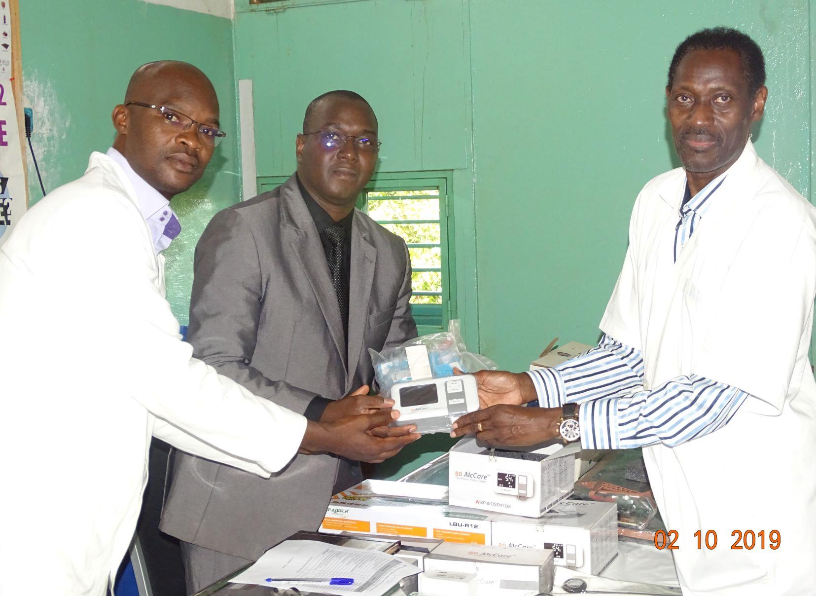 Fondation Mondiale du Diabète: un appui de plus 08 millions pour un meilleur traitement