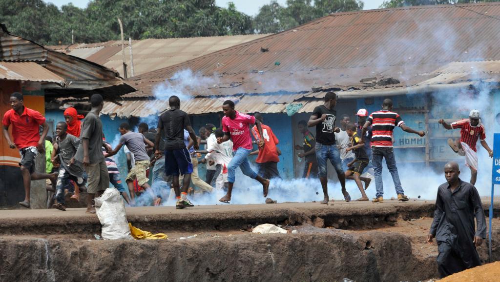 Crise politique en Guinée : prison ferme pour les instigateurs de la contestation anti-Condé