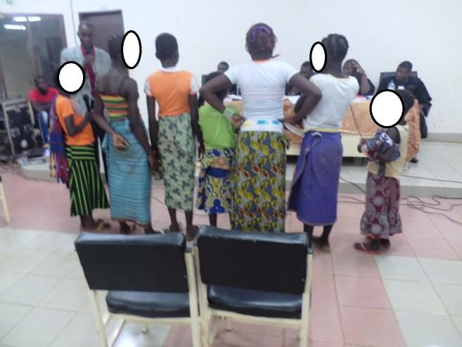 Burkina – Kampti : 24 prévenus condamnés pour complicité d'excision